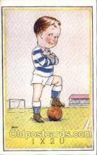 spo030067 - Soccer Postcards