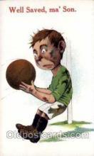 spo030072 - Soccer Postcards
