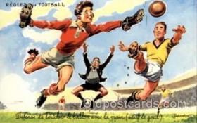 spo030074 - Soccer Postcards