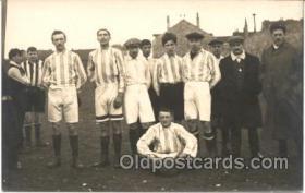 spo030105 - Soccer, Foot Ball, Postcard Postcards