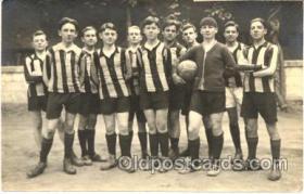 spo030106 - Soccer, Foot Ball, Postcard Postcards