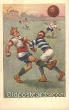 spo030108 - Soccer Postcard Postcards