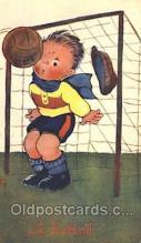 spo030109 - Soccer Postcard Postcards