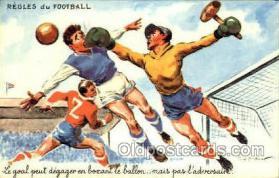 Regles du Football