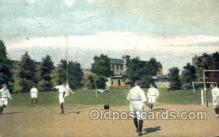 spo030126 - Soccer Postcard Post Card Old Vintage Antique