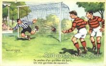 spo030129 - Chaperon Jean Soccer Postcard Post Card Old Vintage Antique