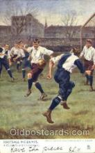 spo030142 - Football Incidents Soccer Postcard Post Card Old Vintage Antique