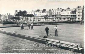 spo032011 - Littlehampton, Lawn Bowling