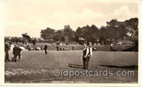 spo032014 - Crowcroft Park, Longsight, Lawn Bowling