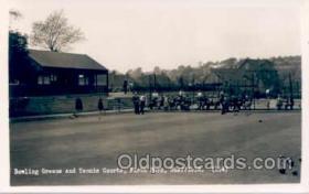 spo032027 - Firth Park, Sheffield, Lawn Bowling