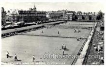 spo032051 - Cliftonville, St. Georges Lawn Bowling Greens, Postcard Postcards