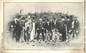 spo032052 - Lawn Bowling, Postcard Postcards