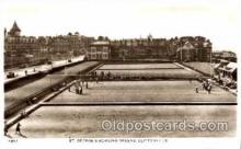 spo032060 - Cliftonville, St. Georges Lawn Bowling Greens, Postcard Postcards