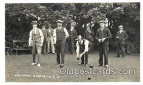 spo032063 - Lawn Bowling Postcard Postcards
