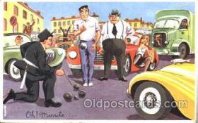 spo032121 - Lawn Bowling Postcard Postcards