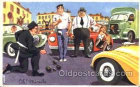 spo032122 - Lawn Bowling Postcard Postcards