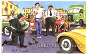 spo032125 - Lawn Bowling Postcard Postcards