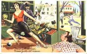 spo032130 - Lawn Bowling Postcard Postcards
