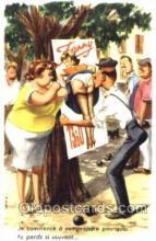 spo032138 - Lawn Bowling Postcard Postcards