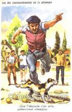 spo032140 - Lawn Bowling Postcard Postcards