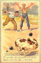 spo032142 - Lawn Bowling Postcard Postcards
