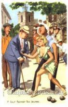 spo032144 - Lawn Bowling Postcard Postcards