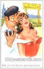 spo032147 - Lawn Bowling Postcard Postcards