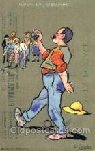 spo032151 - Lawn Bowling Postcard Postcards