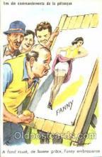 spo032154 - Lawn Bowling Postcard Postcards