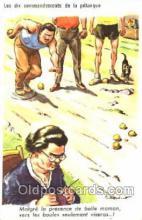 spo032155 - Lawn Bowling Postcard Postcards