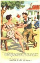spo032157 - Lawn Bowling Postcard Postcards