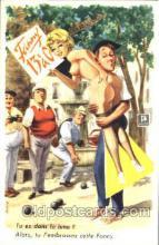 spo032162 - Lawn Bowling Postcard Postcards