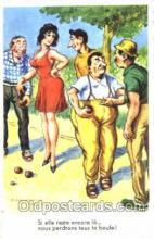 spo032163 - Lawn Bowling Postcard Postcards