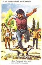 spo032164 - Lawn Bowling Postcard Postcards