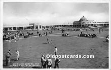 spo032248 - Old Vintage Lawn Bowling Postcard Post Card