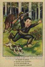 spo033006 - Hunting Postcard Postcards