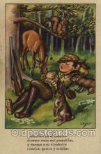 spo033008 - Hunting Postcard Postcards