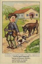 spo033009 - Hunting Postcard Postcards