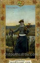 spo033016 - Hunting Postcard Postcards