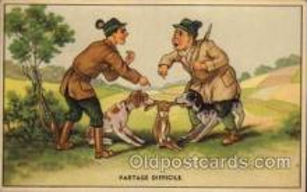 spo033056 - Hunting Postcard Postcards