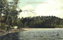 spo033090 - Adirondacks, Sports, Gun, Rifle, Hunting Postcard Postcards