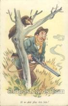 spo033118 - Hunting Postcard Postcards