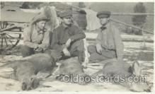 spo033126 - Hunting Postcard Postcards