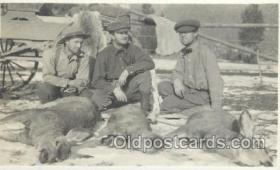 spo033126 - Hunting Postcard Postcards
