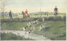 spo033141 - Hunting Postcard Postcards
