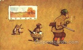 spo033156 - Hunting Postcard Postcards