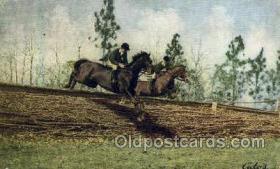 spo033158 - Hunting Postcard Postcards