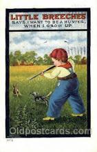 spo033173 - Hunting Postcard Postcards