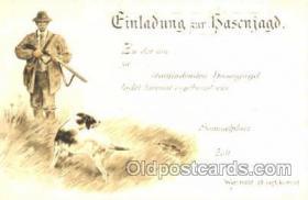 spo033196 - Hunting Postcard Postcards