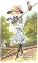 spo033198 - Hunting Postcard Postcards